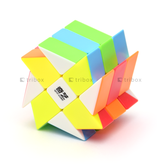 QiYi Windmill Cube Stickerless