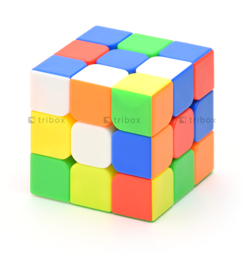 YJ YiLong 3x3x3 Stickerless