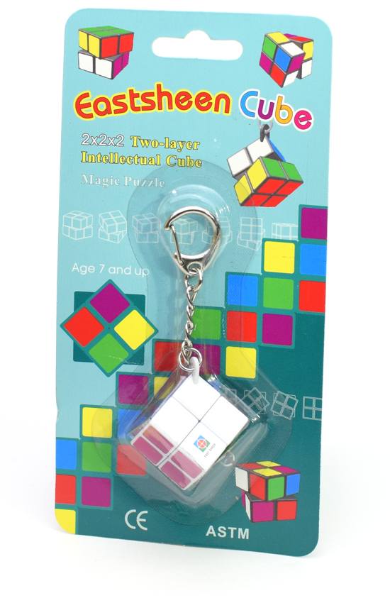 Eastsheen 2x2x2 mini Key Chain