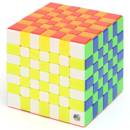 YuXin HuangLong 7x7x7 Stickerless