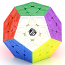 X-Man Design Megaminx Galaxy V2 Stickerless (Sculpted)