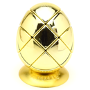 Meffert's Metalised Egg 3x3x3
