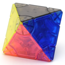 FangShi LimCube Transform Pyraminx Clear (Octahedron)