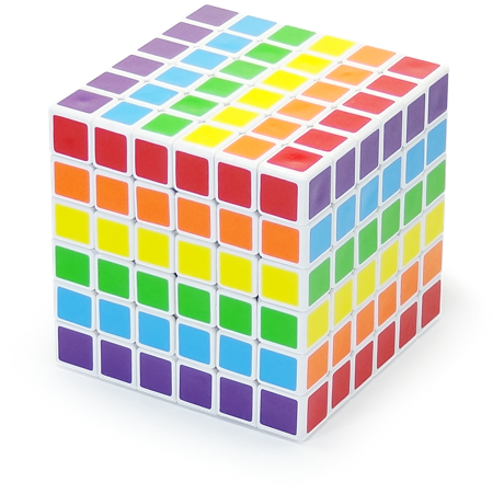 Linebow cube-6 白素体