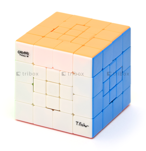 Calvin's Tony Overlapping Cube Stickerless