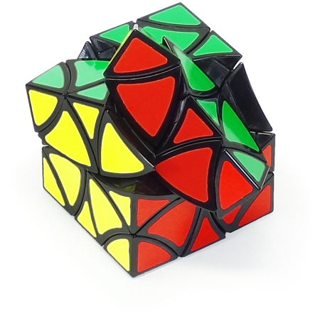 Z-CUBE Curvy Copter Cube