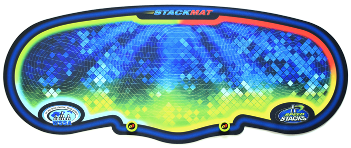 Speed Stacks Mat G3 Voxel Glow