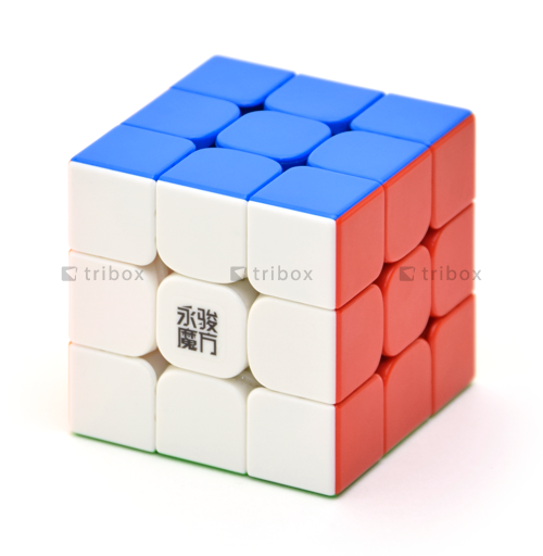 YJ YuLong 3x3x3 V2 M Stickerless