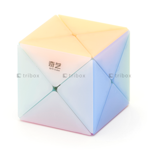 QiYi Dino Cube Jelly Cube Edition