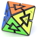 Meffert's 4 Colors Pyraminx Diamond