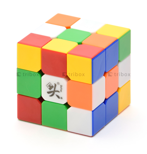 DaYan ZhanChi 3x3x3 Stickerless