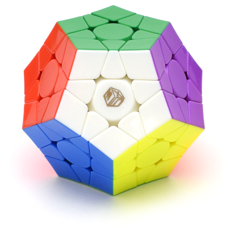 QiYi X-Man Megaminx Galaxy V2 M Stickerless (Concave)