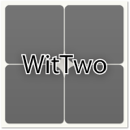 WitTwo triboxステッカー