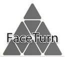 Face Turn Octahedron triboxステッカー