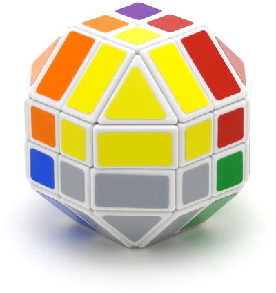 LanLan 8 Color 4x4x4 Mask Cube