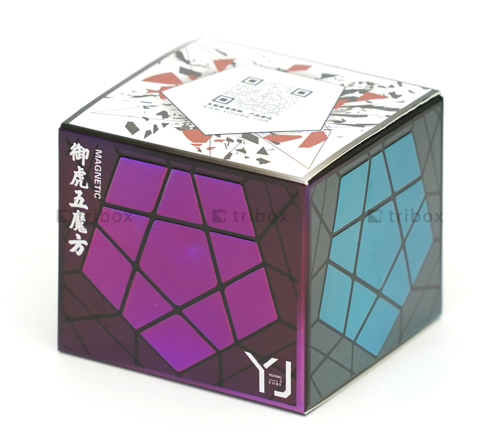 YJ Megaminx YuHu V2 M Stickerless