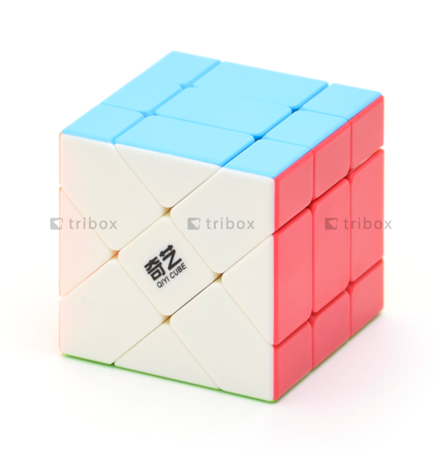 QiYi Fisher Cube Stickerless
