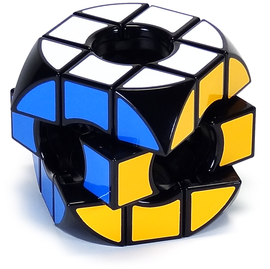 Rubik's Void triboxステッカー