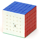 YuXin Little Magic 6x6x6 M Stickerless