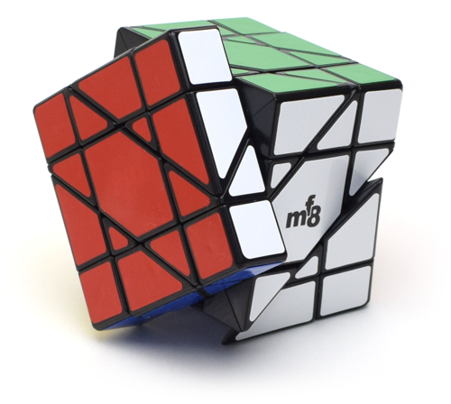 mf8 Unicorn Cube Stickerless