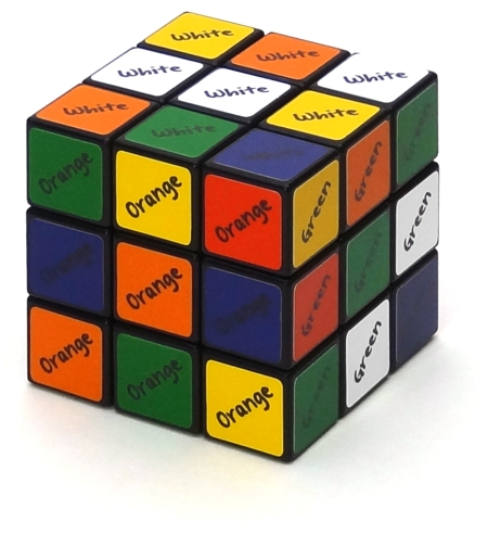 2 Solutions Cube