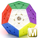 X-Man Design Megaminx Galaxy V2 M Stickerless (Sculpted)