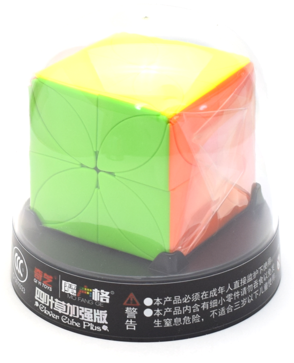 QiYi Clover Cube Plus Stickerless