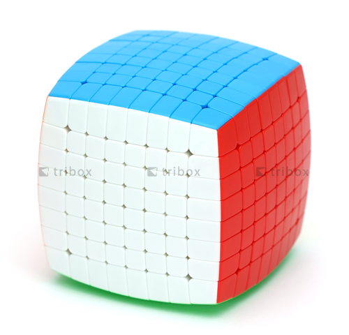 ShengShou 8x8x8 Stickerless