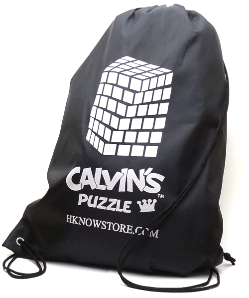 Calvin's Puzzle Nylon Backpack