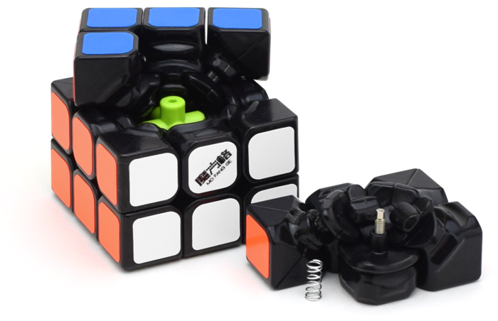 QiYi Thunderclap 3x3x3 V1 Stickerless