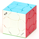 QiYi Fluffy 3x3x3 Stickerless