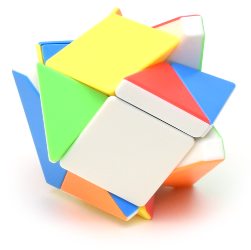 Cubing Classroom Fisher Skewb Stickerless
