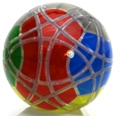 Traiphum Megaminx Ball 透明素体