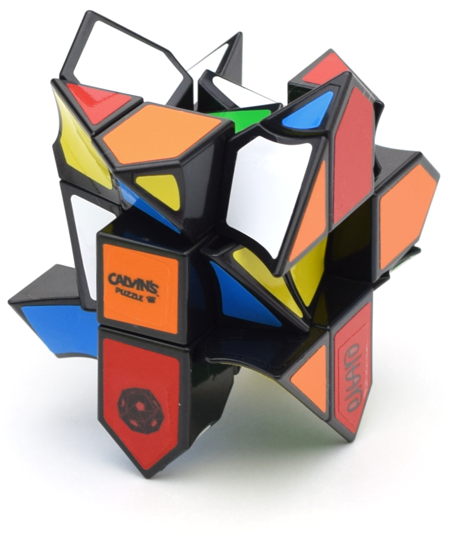 Calvin's Eitan's Fisher Twist Cube