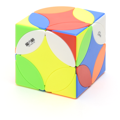 QiYi Ancient Coin Cube Stickerless