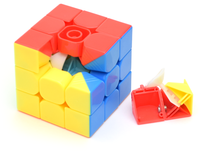 Z-CUBE Magnetic 3x3x3