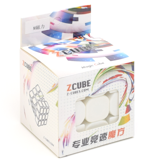 Z-CUBE Magnetic 3x3x3 Stickerless