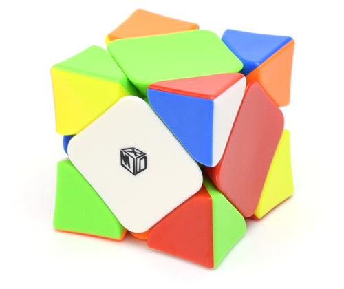 X-Man Design Magnetic Skewb Wingy Stickerless