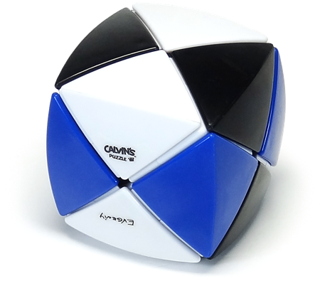 Calvin's Dino Cube 3 Color