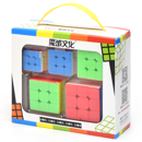MoYu Cubing Classroom Gift Box 3x3x3 mini Stickerless