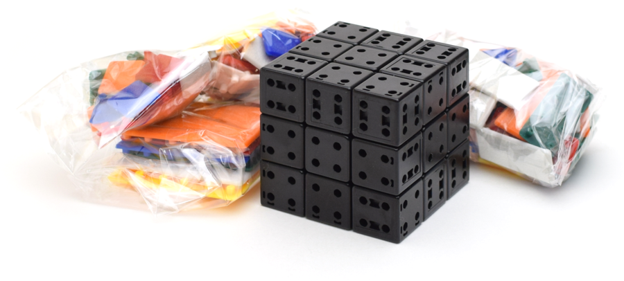 CubeTwist Bandaged Cube Kit