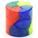 Cubing Classroom Barrel Redi Cube Stickerless Clear