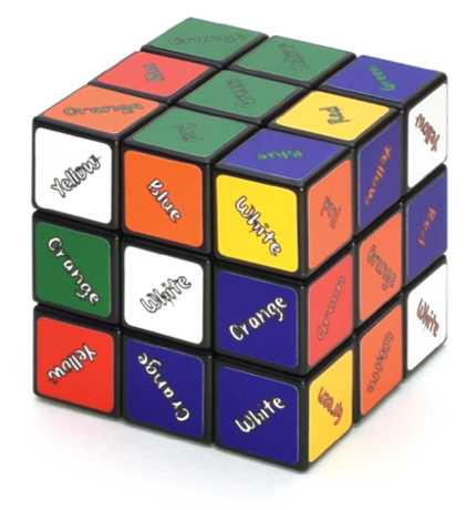 3 Solutions Cube