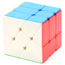 Cubing Classroom MeiLong Windmill Cube Stickerless