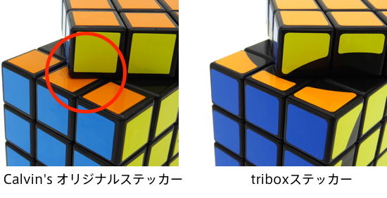 Calvin's Cross-Cube