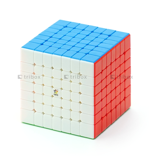 YuXin Little Magic 7x7x7 Stickerless