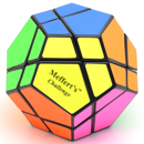 Meffert's Skewb Ultimate (6 Colors)