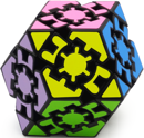 LanLan Gear Rhombic Dodecahedron