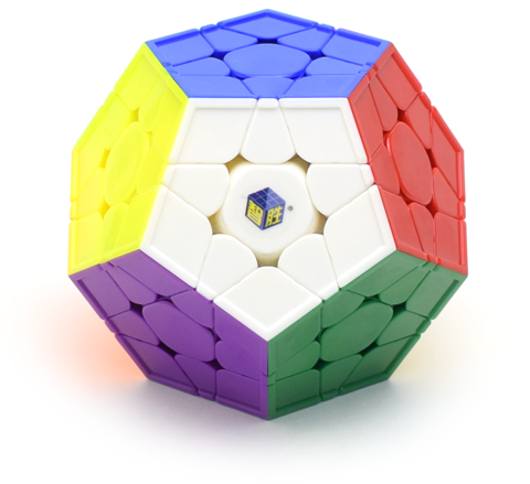 YuXin Little Magic Megaminx Stickerless
