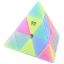 QiYi Pyraminx QiMing Jelly Cube Edition